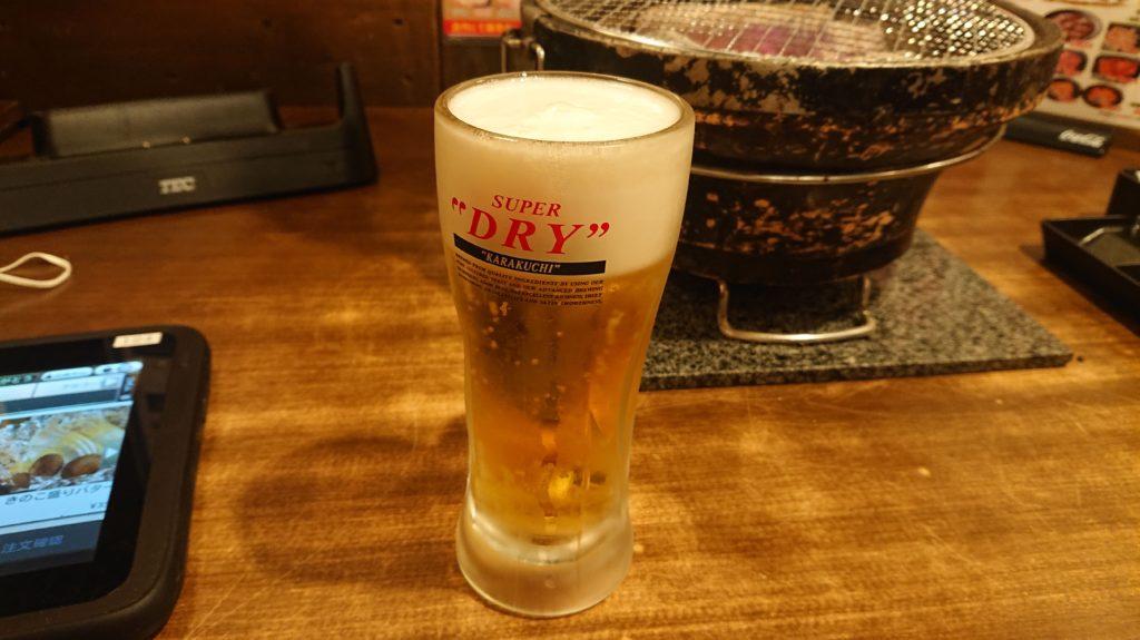安安のビール