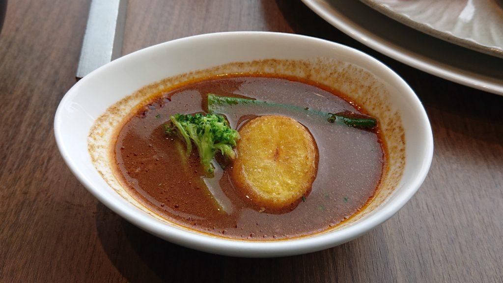 センチュリーマリーナのスープカレー