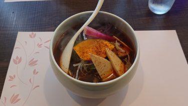 紅麹屋の麻辣湯麺