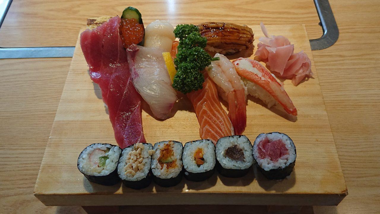 大船鮨のランチ寿司
