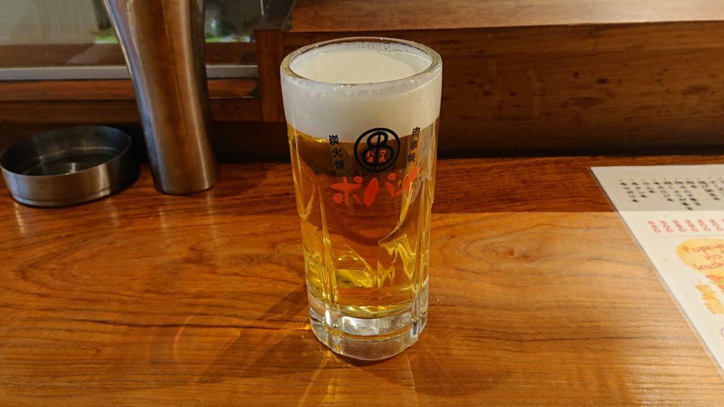 マルハチポパイのビール